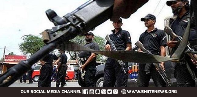 Attempt of Shia killing thwarted In DIK, terrorist encountered