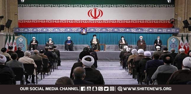 Ayatollah Khamenei: People gave decisive response to conspiracy to boycott elections