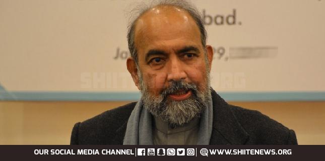 Enemy looks bloodbath in upcoming Muharram, Dr. Qibla Ayaz
