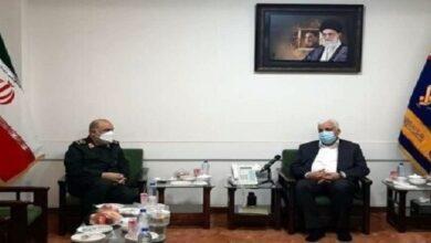 Iran's IRGC stresses support for Hashd al-Sha'abi in anti-occupation fight
