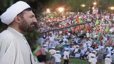 Martyr Arif Hussain Al Hussaini faced 3 dictators fearlessly, Allama Iqbal Bahishti