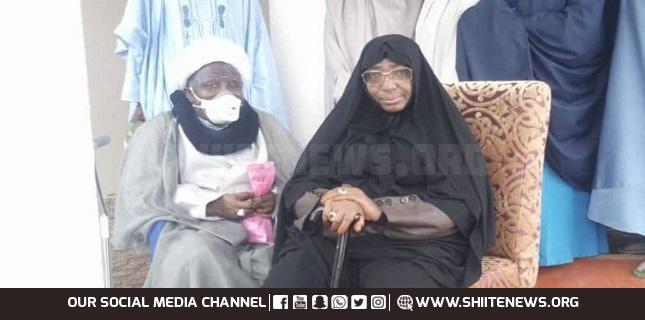 Nigeria's Sheikh Zakzaky, wife seemingly under house arrest