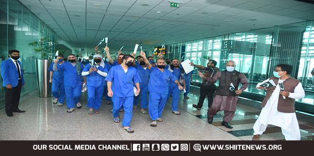 Saudi Arabia frees 28 Pakistani prisoners