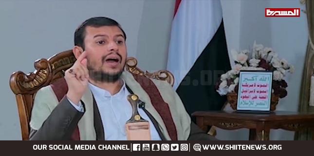 Saudi, UAE hostile to Hamas because it resists Israeli occupation: Houthi