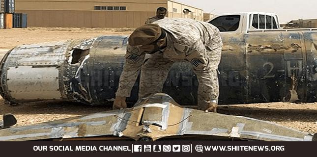 Saudi coalition claims intercepting bomb-laden Yemeni drone