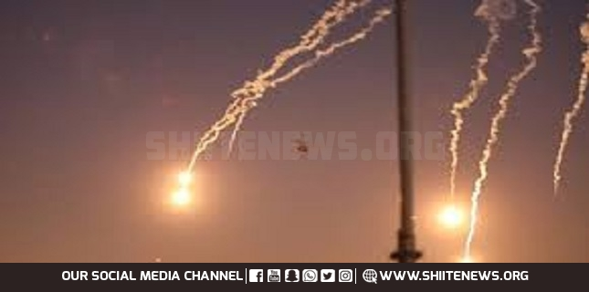 Seven rockets hit villages, south of Iraq's Erbil Governorate