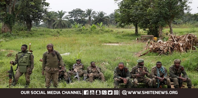 Takfiri Terrorist kill 16 hostages in DR Congo's restive east