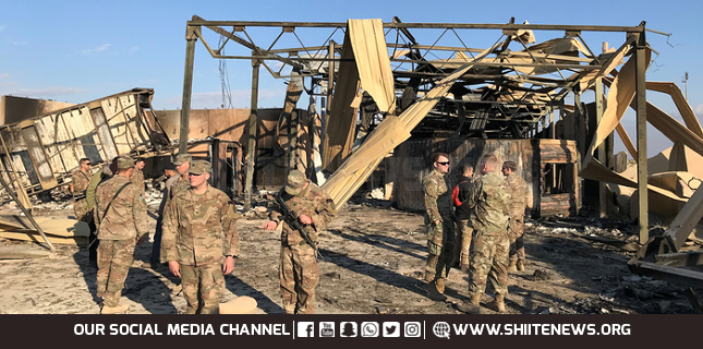 US troops still dealing with mental trauma 18 months after Ain al-Asad attack