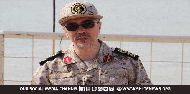 US undermines Afghan Army in intl. arena: General Bagheri