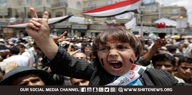 Yemenis hold protest rallies against presence of foreign troops