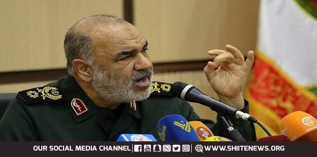 Zionist regime's collapse a reality, will materialize in near future: IRGC