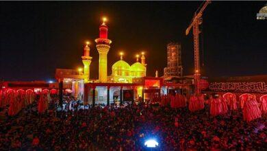 al-Kadhimiya holy shrine