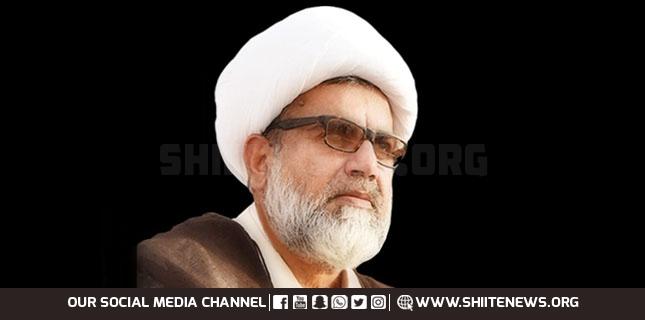 Yom-e-Asuhra teaches lesson of firm determination, Allama Raja Nasir Abbas