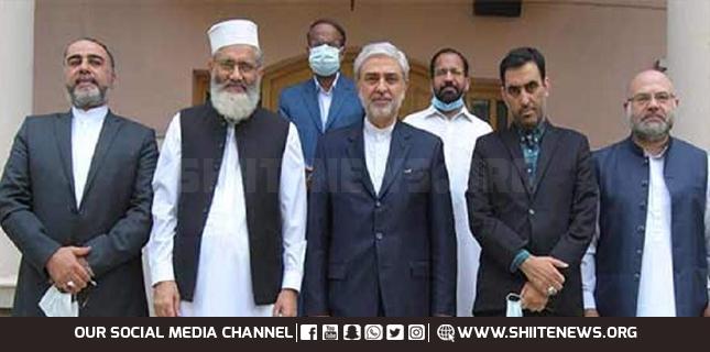 Iran is expected to lead unity of Ummah, Siraj ul Haq