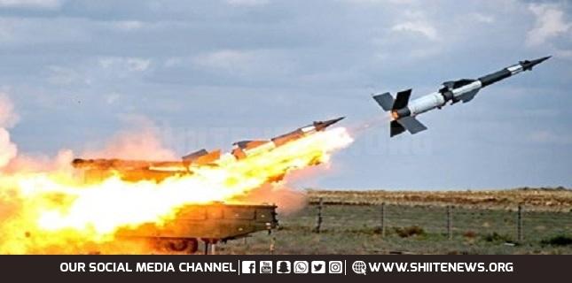 Syrian air defence shot down spy plane near Aleppo