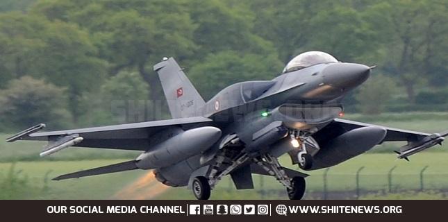 Turkish warplanes target PMU hospital in northern Iraq