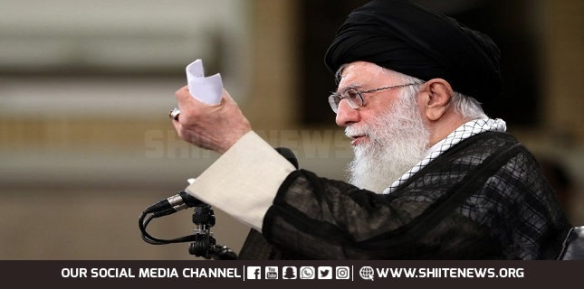 Ayatollah Khamenei: US a 'predatory wolf', current government no different