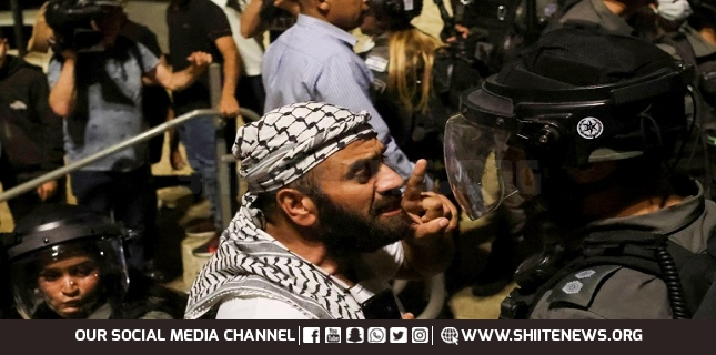 Hamas urges Palestinians for more nighttime protests against Israeli occupation