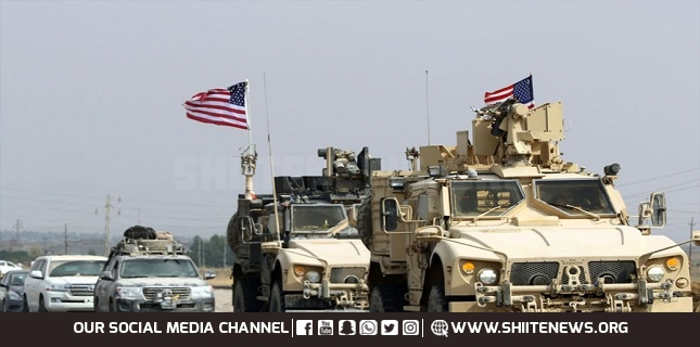 Four US support convoys attacked in Iraq