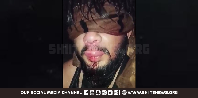 Target killer of banned Sipah-e-Sahaba redhandedly arrested in Karachi