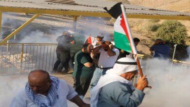 100+ injured as Israel attacks pro-prisoner rallies in West Bank