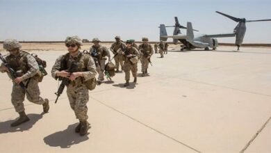 3 American combat units to leave Iraq by end of September: Military official