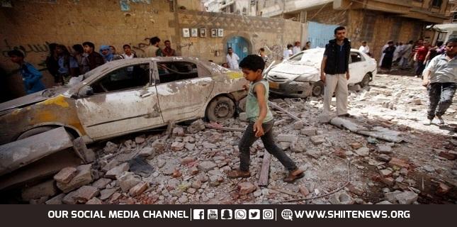 5 civilians killed in Saudi-led coalition attacks in Yemen