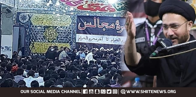 Shahashah calls on Mourners to break attendance record of Asia on upcoming Arbaeen