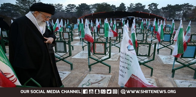Ayatollah Khamenei: Iranian nation will never forget martyrs' sacrifices during Iraq's imposed war