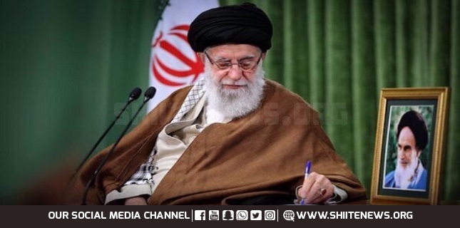 Ayatollah Khamenei agrees to attribute title of martyr to young Iranian hero
