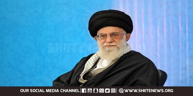 Ayatollah Khamenei condoles with Hezbollah chief over senior Shia figure's passing