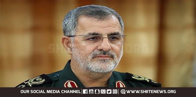 Brigadier General Mohammad Pakpour