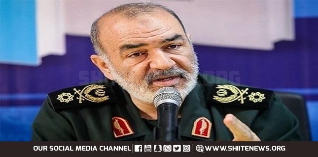 IRGC chief commander: US caught between fleeing and facing defeat in Yemen