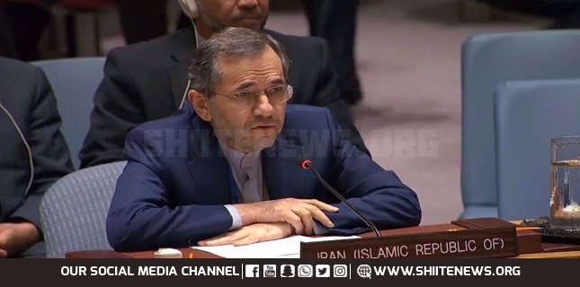 Iran: UN Security Council must force Israel to end aggression against Syria