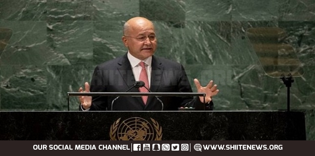 Iraq underlines role played by its neighbors in defeating Daesh