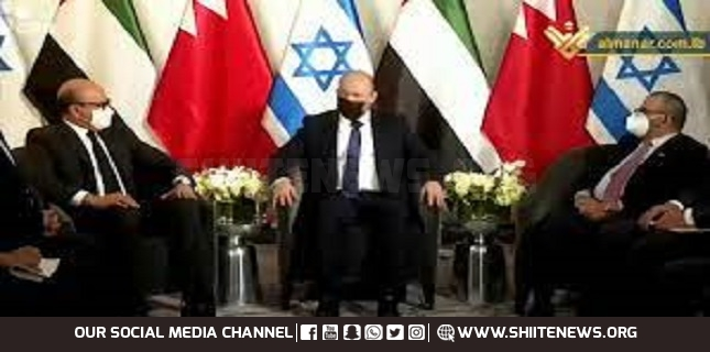 Israeli PM Meets UAE's, Bahrain's FMs in New York
