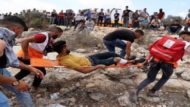 Israeli forces injure dozens of Palestinian protesters across occupied West Bank