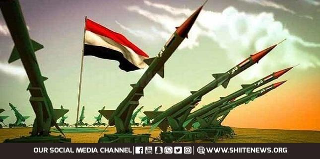 Massive blasts after Yemeni missile hits Saudi militants base in Marib
