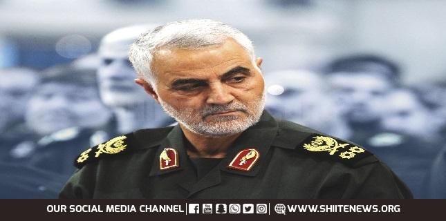 Resistance front kills US, Israeli commanders involved in Gen. Soleimani's assassination: Report