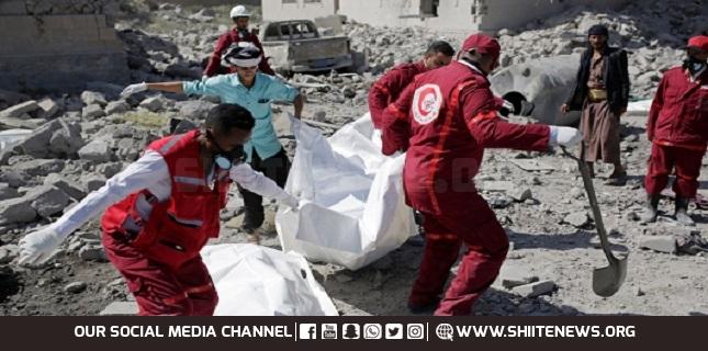 Saudi coalition attacks kill 18,000 Yemeni civilians: UN