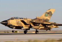 Saudi fighter jets bomb Yemen's Ma'rib prov. 'forty times'