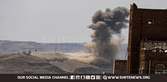 Saudi-led coalition launches 39 airstrikes on Ma'rib