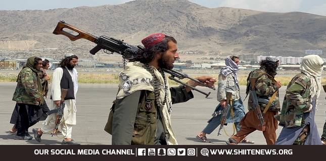 Taliban warn US of 'bad consequences' over violation of Afghan airspace