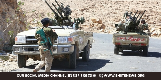 Yemeni armed troops, allies wrest complete control over Bayda province