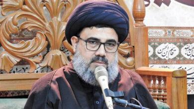 Allama Ahmed Iqbal
