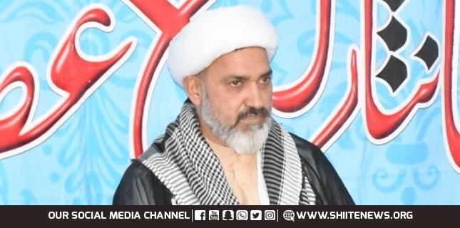 Punjab Government arrest perpetrators of Bahawalnagar Ashura attack, Allama Asadi