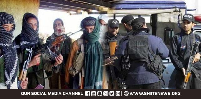 CTD encounters 11 ISIS terrorists in Mastung