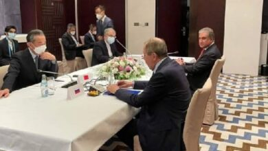 Pakistan, Russia, China, Iran urge formation of inclusive Afghan govt.