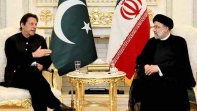 Imran Khan thanks Ayatollah Khamenei for support for Pakistani stand regarding Kashmir