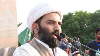 Takfiri terrorists are once again challenging the rule of Law, Allama Maqsood Domiki